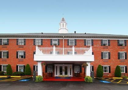 Comfort Inn Hotel - Auburn, MA
