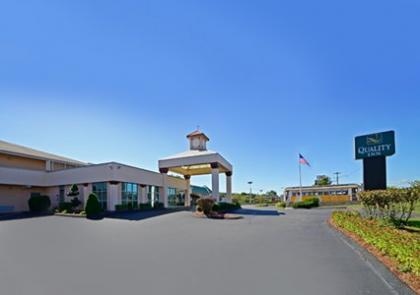 Quality Inn Hotel - East Haven, CT