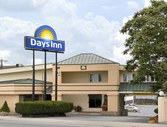 Days Inn Hotel - Attleboro, MA