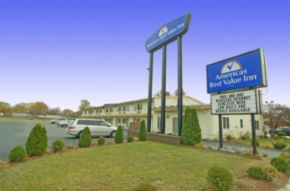 Americas Best Value Inn - Rumford, RI