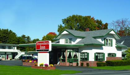 Travelers Inn - Brunswick, ME