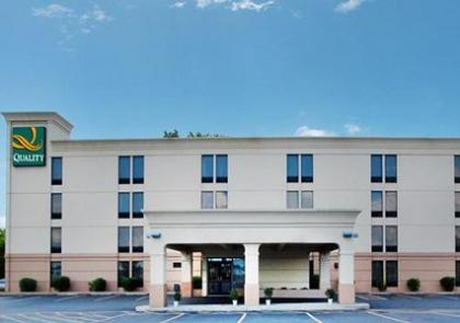 Quality Inn Hotel - Liverpool, NY